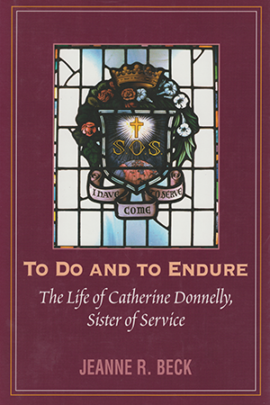 To Do and To Endure book cover