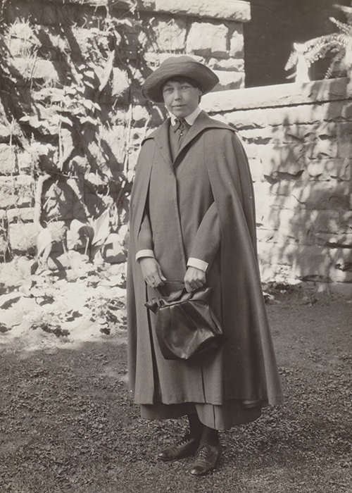Sister Catherine Donnelly in 1924